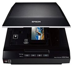 Epson Canada Perfection Photo Color Scanner (V550): Amazon.ca: Office Products