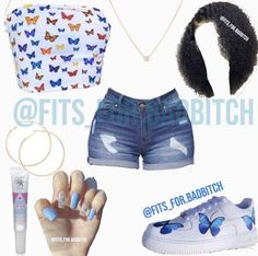 Baddie Outfits Casual, Swag Outfits For Girls, Cute Lazy Outfits, Cute Swag Outfits, Teenage Girl Outfits, Cute Outfits For School, Teen Fashion Outfits, Dope Outfits, Girly Outfits