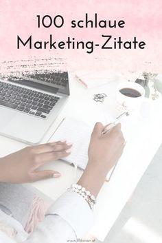Lass dich von gro�en Online-Unternehmer*innen, Marketer*innen und Coaches inspirieren und motivieren! Jetzt Zitate lesen und teilen