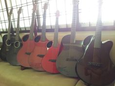 (Left-to-Right) Composite Acoustics Quintet: Vintage-Performer, X-Performer, GXi, Xi-Performer, Cargo   ...   ...   ...   Blackbird Super OM 2.0   ...   ...   ...   Emerald X20-OS Praise And Worship, Blackbird, Carbon Fiber, Guitars, Emerald, Om, Vintage, Vintage Comics, Emeralds
