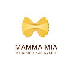 Modern italian restaurant logo design | LOOGOS | Pinterest ...