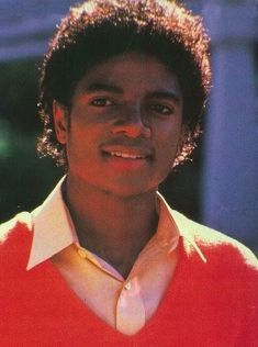 ♥ Michael Jackson ♥ - 1980 (I was 4 here lol)