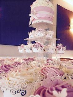 Wedding Cake Example  - Holiday Inn - Stoke on Trent