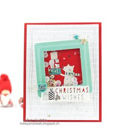 NewIdeas: Christmas Time: Guest at pink Fresh Studio!
