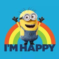 Minions happy
