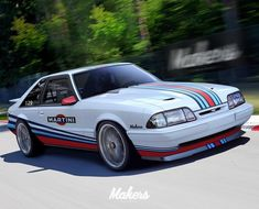 """959 Me gusta, 39 comentarios - Jason Cummins - Foxbody (@makers_garage) en Instagram: """"LAST DAY TO ORDER your 87-90 LX Carbon Fiber Splitters is November 27, 2016. There are currently no…"""" Fox Body Mustang, Mustang Cars, Ford Mustang Gt, Mustang Hatchback, Notchback Mustang, My Dream Car, Dream Cars, Truck Rims And Tires, Ford Fox"""