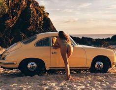 Porsche Beach