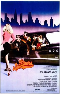 The Wanderers (Orion, One Sheet X Drama. Starring Karen Allen, Ken Wahl, John - Available at Sunday Internet Movie Poster. Great Films, Good Movies, Olympia Dukakis, Richard Price, Drama, Internet Movies, Karen, Movie Collection, Classic Movies