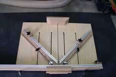Awesome table saw sled