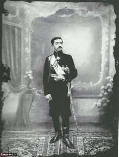 The last Qajar crown prince of Iran, Prince Mohammad Hassan Mirza Qajar