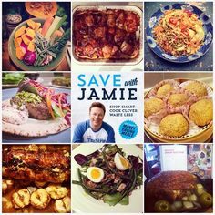 """Guys today is the last #foodfriday I will do for a while but don't worry I have some really cool things just for you instagrammers through December. Thank you to everyone who uploaded their pics from #savewithjamie I love this book it's on shelves to buy and will make a great stocking filler hahaha !! This weeks winners are  @Emily Schoenfeld Cluett @jo Downing @Jonathan Nafarrete Baker @lalomom @mittenstrings / / @scott_bambi @Sher Chew @swoozii_sw great work guys big love #jamieoliver xx"""