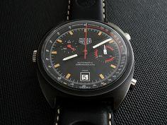 Heuer Monza 150.501 by stewmorley, via Flickr