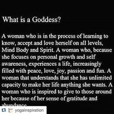 #Repost @yogainspiration  Tag a Goddess  by burmeseyogitreasa