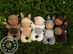 Nestlings from Ladybird Doll Studio