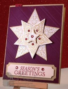 Bright and Beautiful on Blackberry Bliss by bstencel - Cards and Paper Crafts at Splitcoaststampers