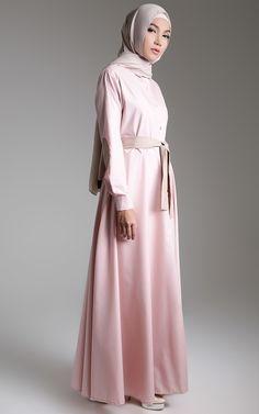 Reeyna Long Cardy Pink Patch Radwah