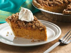 From Betty's Soul Food Collection...  Hey Sweetie Pie! This cinnamon streusel sweet potato pie is absolutely divine—an out-of-this-world special treat with its sweet, crumbly topping.