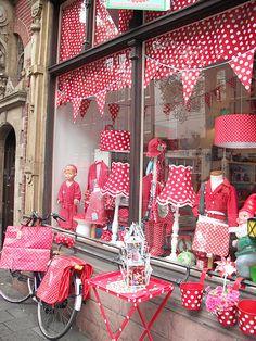 Polka Dot shop Amsterdam (Fairytale shop) | Flickr - Photo Sharing!
