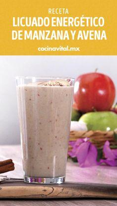 Yummy Smoothies, Juice Smoothie, Healthy Juices, Healthy Habits, Energie Smoothies, Milkshake Recipes, Food Hacks, Food Dishes, Food And Drink