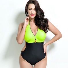 8438f5a86fa4b 86 Best One Piece Swimsuits images | Swimsuits, Swimwear, Bathing Suits