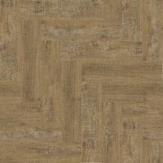 Interface Modular Carpet |Textured Woodgrains,Distressed Black Walnut