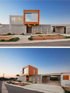 Vardastudio Architects have designed the George Michael Residence in Peyia, Cyprus.
