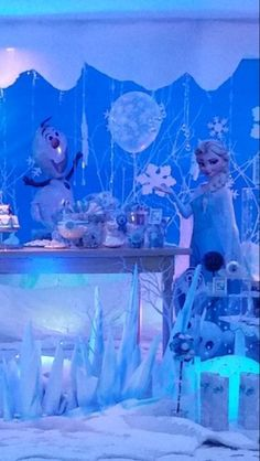 ❄️⛄️ Lucia's Birthday Frozen