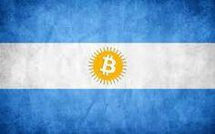 argentina flag bitcoin