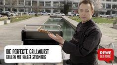 So gelingt die perfekte Grillwurst! Holger Stromberg - #KingOfTheGrill