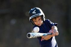 What we like: This action shot is not only able to convey the intensity of the game, but it also conveys emotion through the boy's facial expression. Where we could use this: A high-quality photo like this could be used in a sports article or a profile. -Carlyn