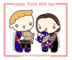 Happy Teddy Bear Day! Do you have a favorite teddy bear?  Mine is my…