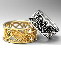 Celtic Wedding Rings Pendants & Custom Jewelry by CelticEternity