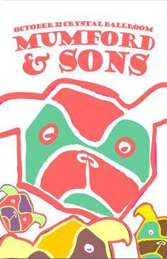 Mumford & Sons @ Portland
