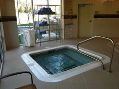 Relax In Our Hot Tub Here At The Courtyard Marriott Boone