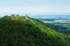 Kaple svaté Barbory od hradu Buchlov, Chřiby