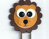 Stampin' Up Lion Punch Art Bookmark Kit