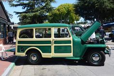 1949 Jeep Willys Station Wagon