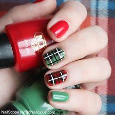 Image via We Heart It https://weheartit.com/entry/153402255 #beautiful #christmas #cute #fashion #nails #navidad #woman #femenine