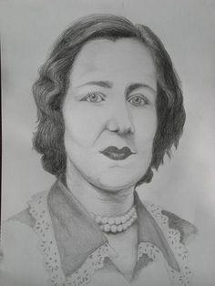 Drawing.. Mrs. Nafiye