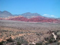 Red Rock, near Las Vegas, Nevada