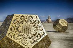 Gorgeous laser-cut cosmic objects: HYBYCOZO, the Hyperspace Bypass Construction Zone