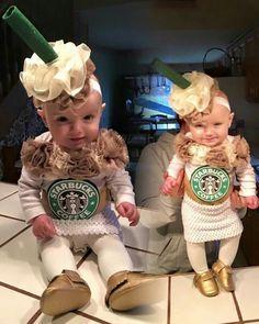 Starbucks. Love the ruffles!