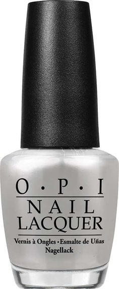 OPI Kyoto Pearl Nail Lacquer   Shimmery white satin.   Pearl