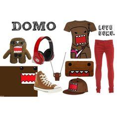 Domo-Kun! I've got a Domo-kun wallet