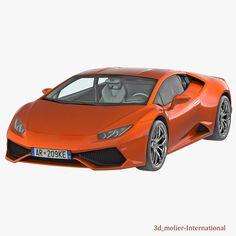 Supercar Simple Interior 3d model  http://www.turbosquid.com/3d-models/supercar-simple-interior-c4d/924473?referral=3d_molier-International