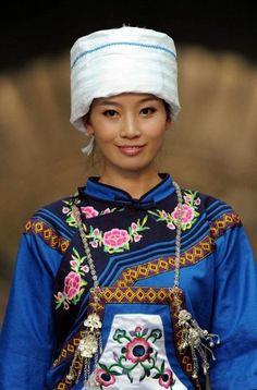 Maonan Woman, Giuyang, China