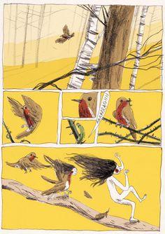 Miscellaneous Short Comics - Briony Smith