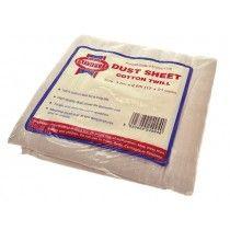 Faithfull Cotton Twill Dust Sheets