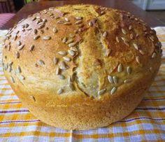 Évi néni kulináris kalandozásai: Napraforgós rozsos kenyér