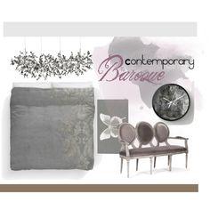 Contemporary Baroque by cafelab on Polyvore featuring interior, interiors, interior design, Casa, home decor, interior decorating, Terzani and contemporary